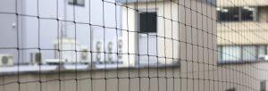 רשת נגד יונים למסתור כביסה